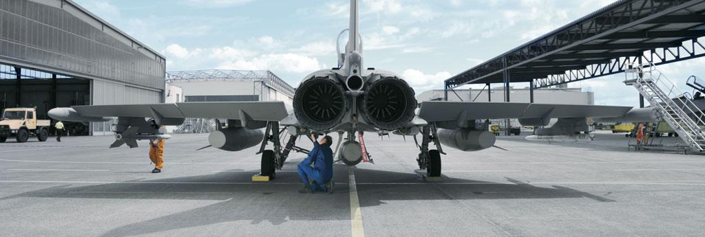 Fighter Aircraft - MTU Aero Engines