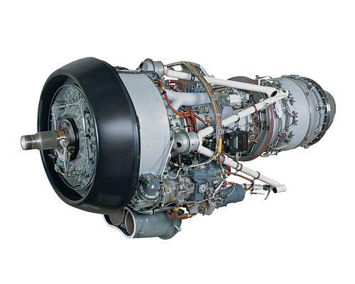 Tyne - MTU Aero Engines