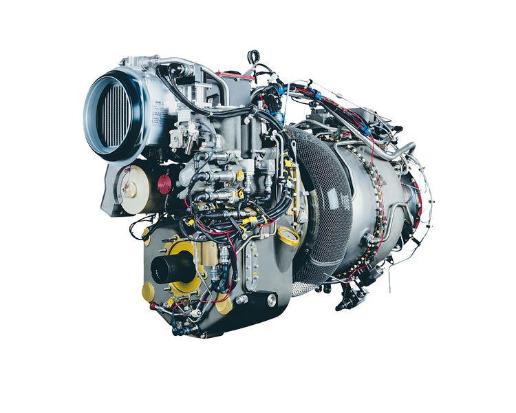 Mtr390 Mtu Aero Engines