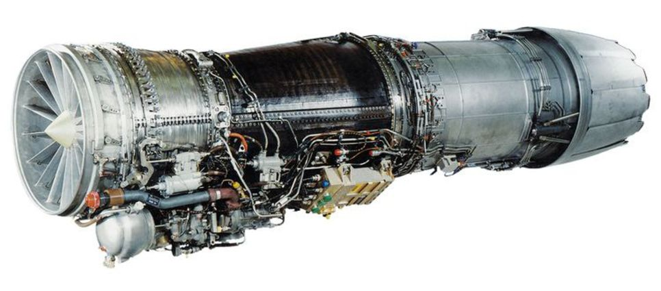 F 18 Growler >> F414 - MTU Aero Engines